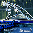Assault  wake tower