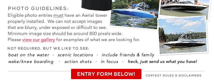 Enter Wake Tower Gallery Contest