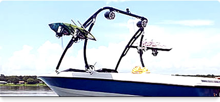 wakeboard boat tower accessories