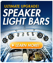 speaker light bars for wake towers