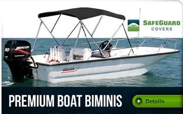 Premium Boat Biminis