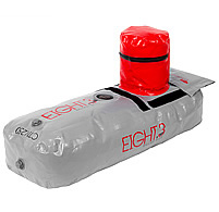 Ronix Eight.3 Telescope Locker/Seat Ballast Tube Sac 250 lb