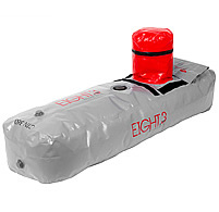 Ronix Eight.3 Telescope Locker/Seat Ballast Tube Sac 360 lb