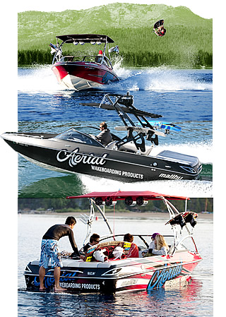 Wakeboard Towers on Sale