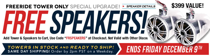 Wake Tower Special Offer