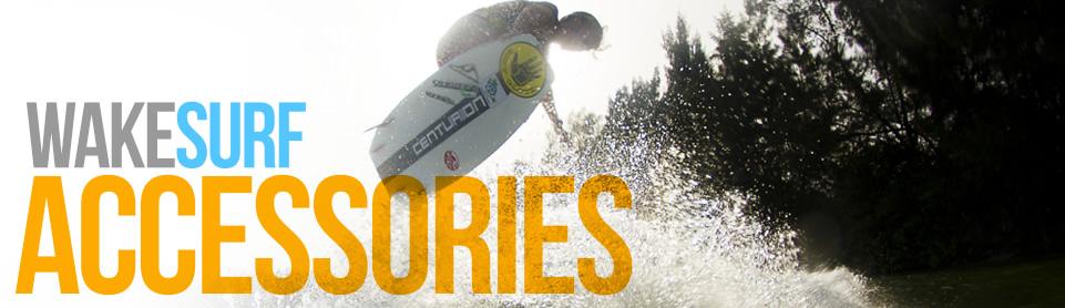 Wakesurf Accessories by Inland Surfer