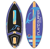 4 Skim Ooze Wakesurf Board by Inland Surfer