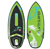 James Walker Pro 137 Wakesurf Board by Inland Surfer