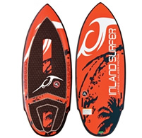James Walker Pro 142 Wakesurf Board by Inland Surfer