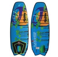Keenan Flegel Pro 132 Wakesurf Board Inland Surfer