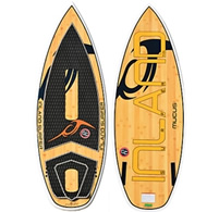 Mucus Wakesurf Board by Inland Surfer