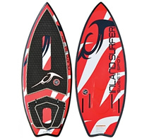 Sweet Spot Wakesurf Board by Inland Surfer