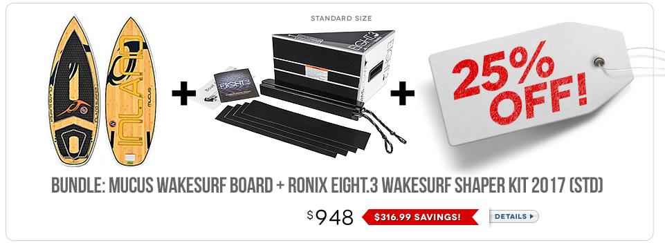 Wakesurf Kit 3