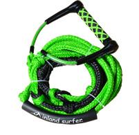 Wakesurf Tow Rope Green