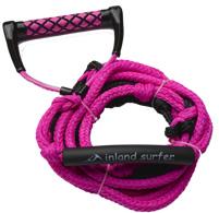 Wakesurf Tow Rope Pink