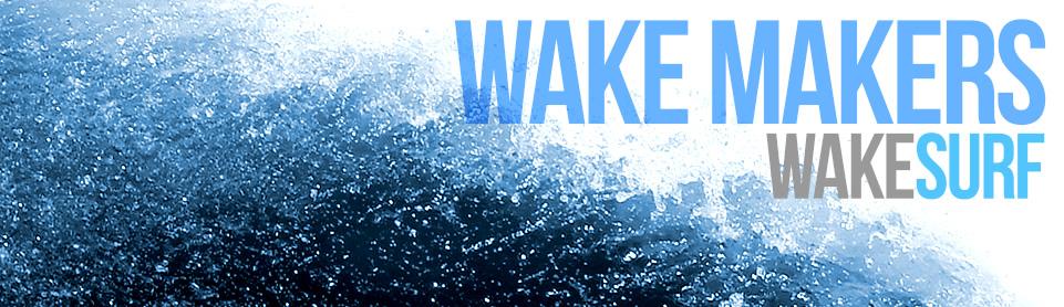 Wakesurf Board Fins