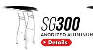 SG300 TTop Anodized Aluminum