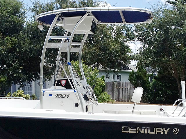 T top for 2009 Century 1801 boats 118763-3