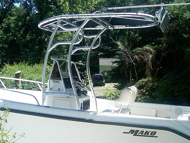 T top for 1999 Mako 192 boats 120544-2