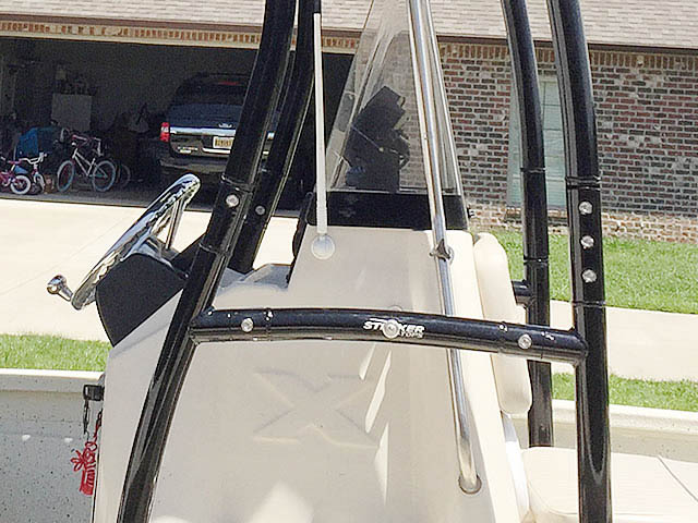 T top for 2012 xpress H20 20' boats 152338-11