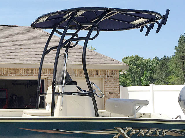 T top for 2012 xpress H20 20' boats 152338-13