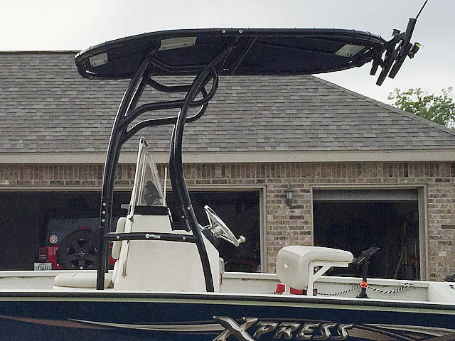 T top for 2012 xpress H20 20' boats 152338-2