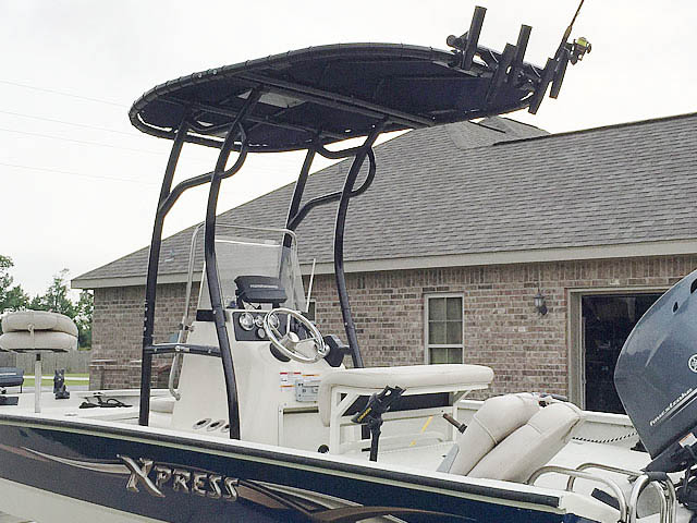 T top for 2012 xpress H20 20' boats 152338-6