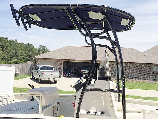 T top for 2012 xpress H20 20' boats 152338-8