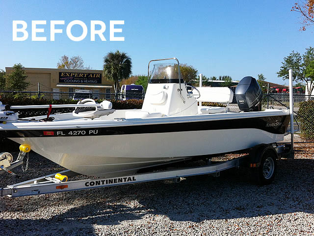 T top for 2014 NauticStar 1810 Bay boats 152706-3