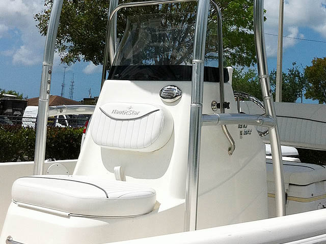 T top for 2014 NauticStar 1810 Bay boats 152706-5
