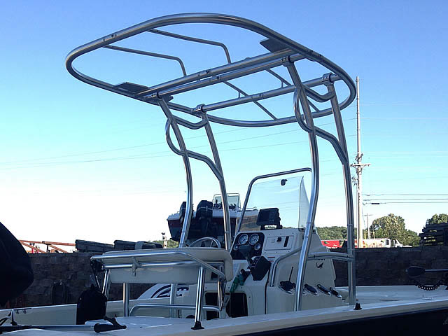 T top for 2007 2201 Mako boats 157680-5
