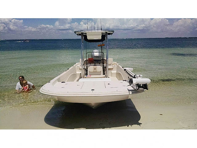 T top for 2013 Carolina Skiff 218 DLV boats 158471-4