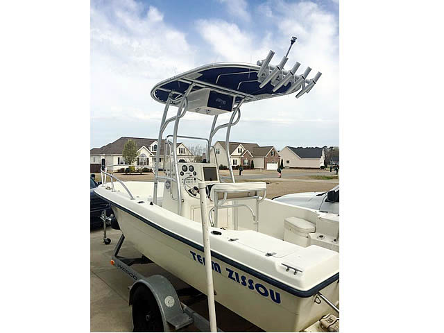 T top for 2005 Sea Boss 180cc boats 158476-3