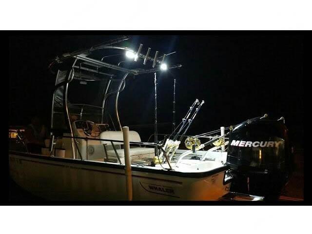 T top for 2012 19FT Boston Whaler Montauk boats 158807-2