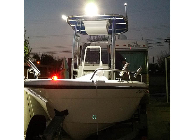 t top for 2000 Hydra-Sport Sea Horse 18 center console boat