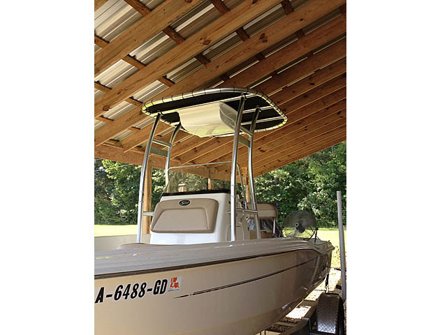 T top for 2014 Scout 175 SportFish boats 160610-1