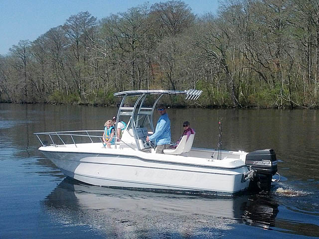 t top for 93 Trophy 20' CC center console boat
