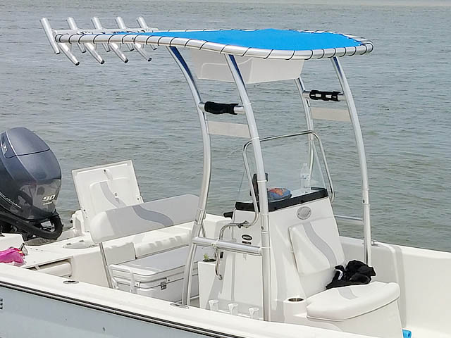 T top for 2014 Sundance DX20 boats 161732-2