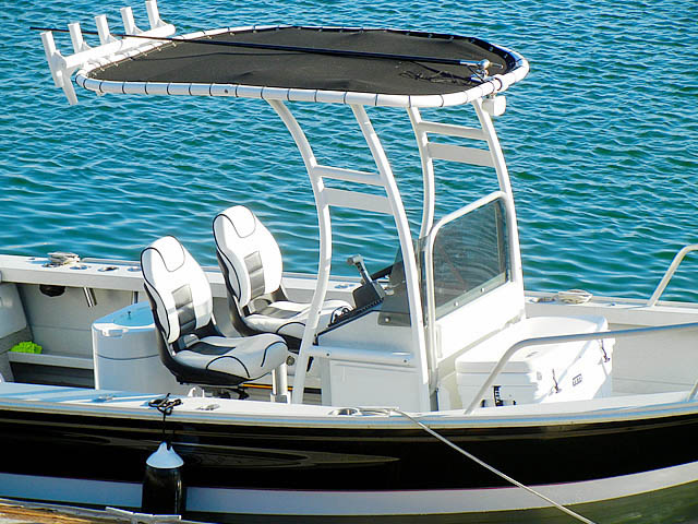 T top for 2014 Baja Runner boats 161897-9