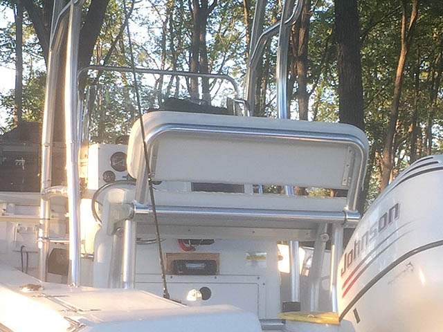 T top for 2005 Sea Boss 180CC boats 184104-7