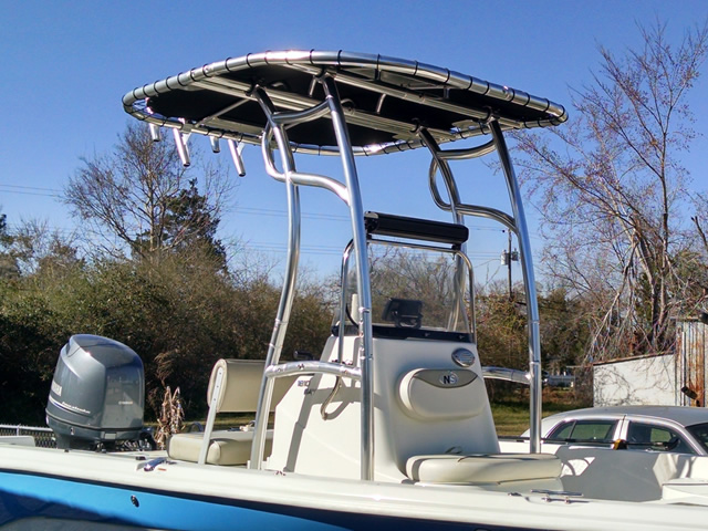 T top for 2015 Nauticstar 1810 boats 184111-2