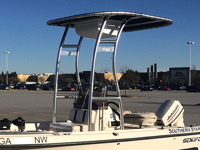 T top for 1999 Sea Fox 16' CC boats 184114-4