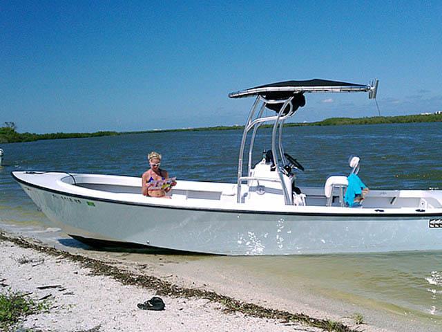 T top for 1974 Aquasport boats 31851-2