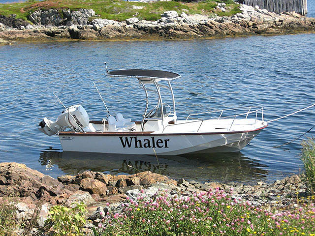 t top for 1984 BOSTON WHALER OUTRAGE 20 center console boat