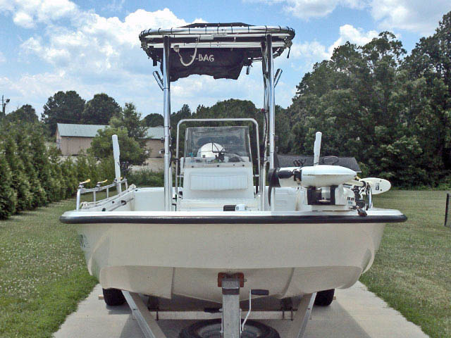 T top for 2002 Sea Pro 1850 boats 33998-3