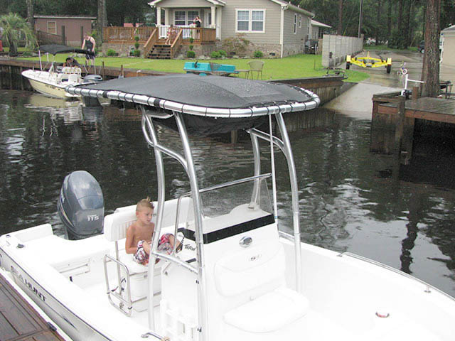 T top for 2009 Sea Hunt 177CC boats 34068-1