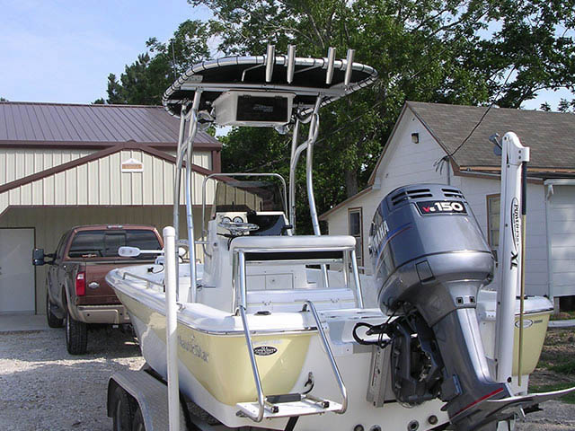 T top for 2007-NauticStar 2110 boats 34213-3