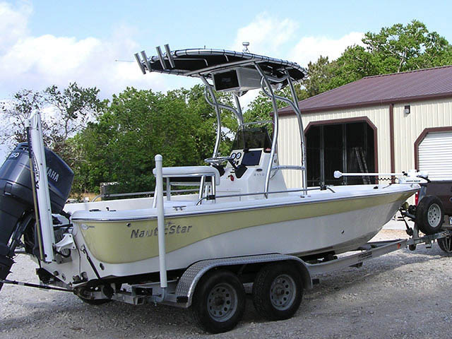 T top for 2007-NauticStar 2110 boats 34213-4
