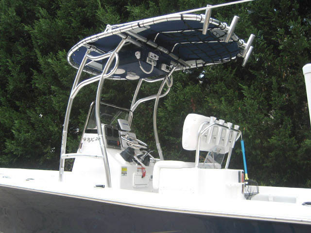 T top for 2011 Sea Hunt BX24 Bay Boat boats 34485-2