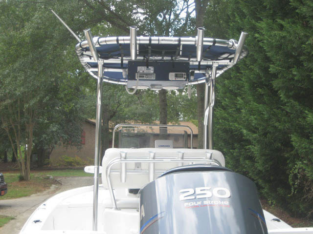 T top for 2011 Sea Hunt BX24 Bay Boat boats 34485-3